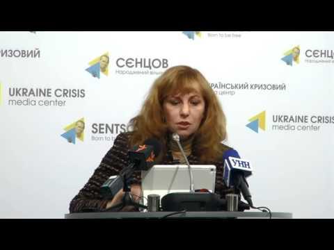 Crisis response to polio cases in western Ukraine. Ukraine Crisis Media Center, 9-10-2015