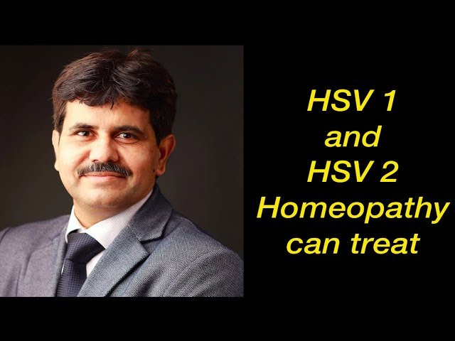 HSV and Balanitis Homoeopathic Answer with Cured Cases