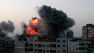 İsrail denizden saldırıları arttırdı