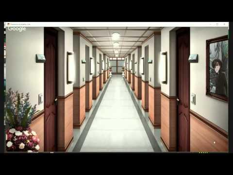 Pokémon Academy Life (Visual Novel) -Part 1