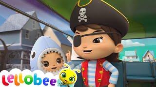 HALLOWEEN Wheels on the Bus | NEW! | Little Baby Bum | Nursery Rhymes & Kids Songs | Trick Or Treat