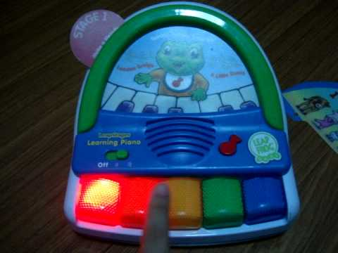 LeapFrog LeapStages? Learning Piano Central Ottawa (inside ...