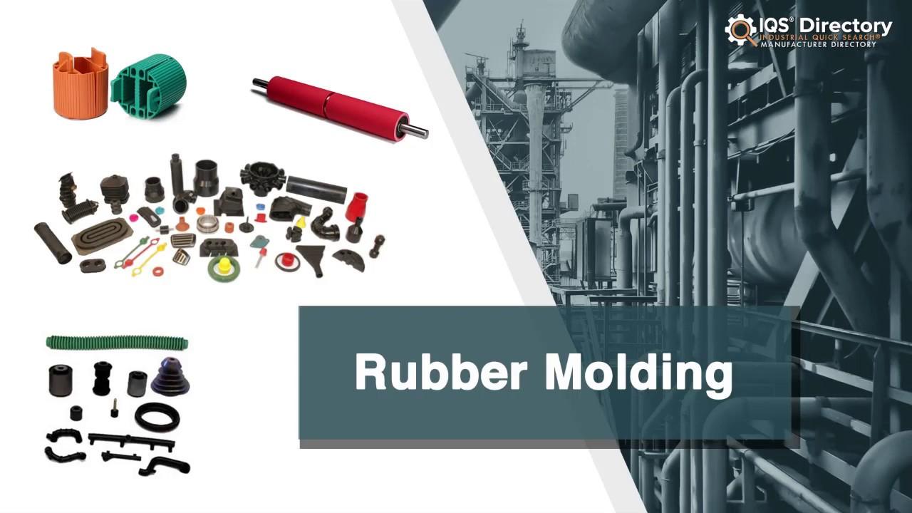 Rubber Molding Companies | Rubber Molding Services