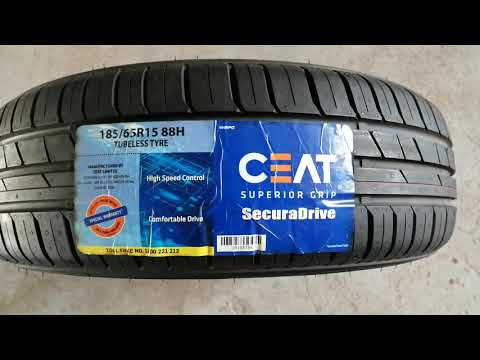 CEAT SECURADRIVE REVIEW | QUICK GUIDE | 185/65 R15