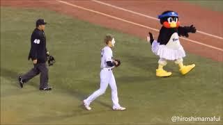 東京ヤクルトスワローズ vs 広島東洋カープ.