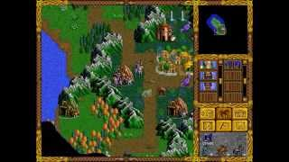 DOS Game: Heroes of Might and Magic