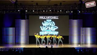 Booyah - Philippines (Adult Division) @ #HHI2016 World Prelims!!