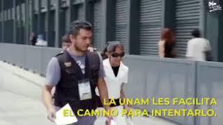 UNAM aplica examen de admisión en condiciones de accesibilidad