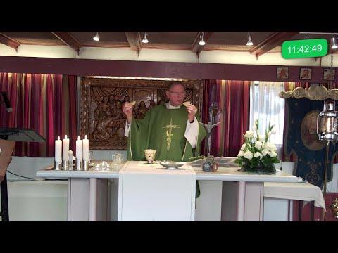 2021-07-11 Eucharistieviering zondag 11 juli