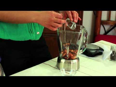 Cómo preparar leche de almendras. La receta más rica y fácil!