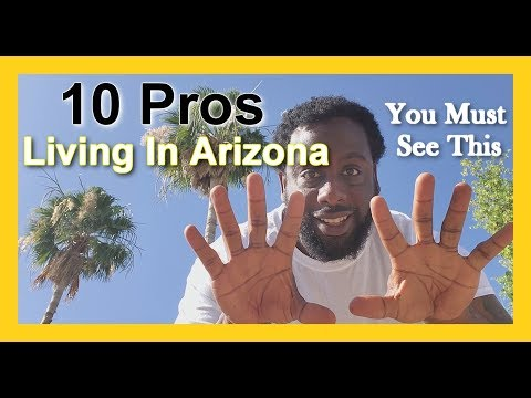 10 Pros of Living In Phoenix Arizona