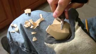 Whittling The Animal Shelf Sitters Part 5