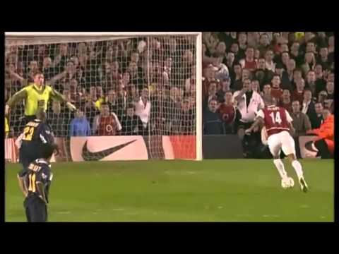 Thierry Henry: The King of Highbury
