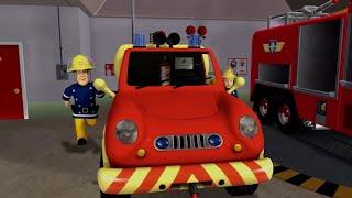 Feuerwehrmann Sam 🔥In das Feuerwehrauto Schnell 🚒Zeichentrick für Kinder
