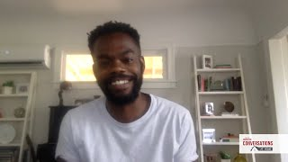 Conversations at Home with William Jackson Harper of THE GOOD PLACE