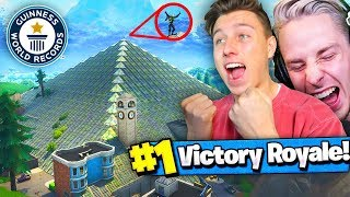HIDE and SEEK unter der größten PYRAMIDE der welt! Fortnite Battle Royale