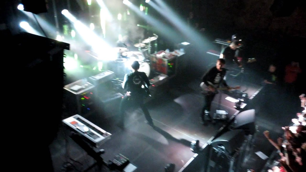 Angels and Airwaves - The Adventure live in Berlin, Kesselhaus, Germany HD (3.4.2012)