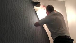 Some Basics on How to Wallpaper Around Light Fixtures