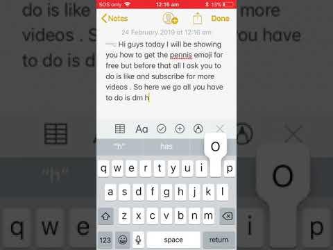 Insultare con gli emoji | Parolacce