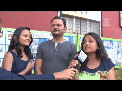Cambridge School Kandivali Mumbai 10th Toppers Interview 2016
