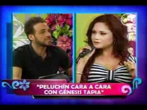 "Génesis Tapia confrotna a Peluchín en ""Amor, amor, amor"" (Parte II) thumbnail"