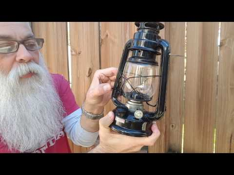 Pipers, preppers, and homesteaders: Trim the wick of an oil lamp for maximum light