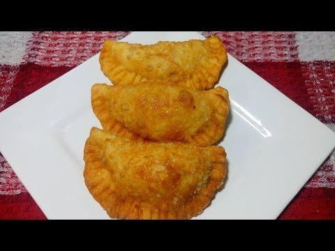 Masa para empandas fritas muy facil