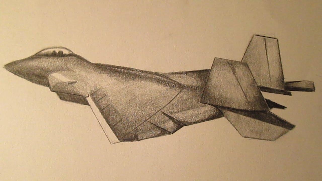 Cmo dibujar un avin fcil aprender a dibujar un avin a lpiz