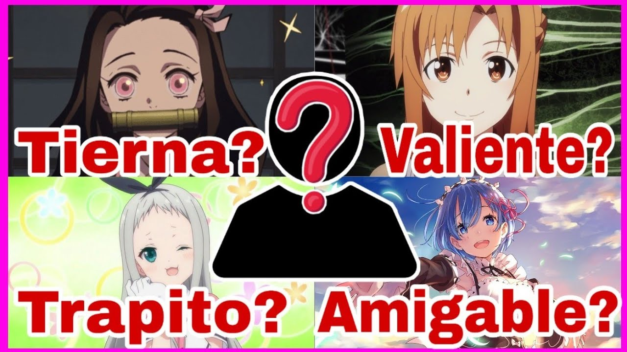 Qué Personaje De Anime Eres Según Tu Signo Youtube