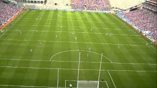 Galway V Tipperary. Hurling. Time-lapse.