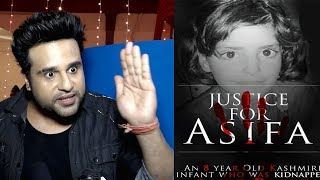 Krushna Abhishek ANGRY And STRONG Reaction On Asifa Bano Case | Kathua