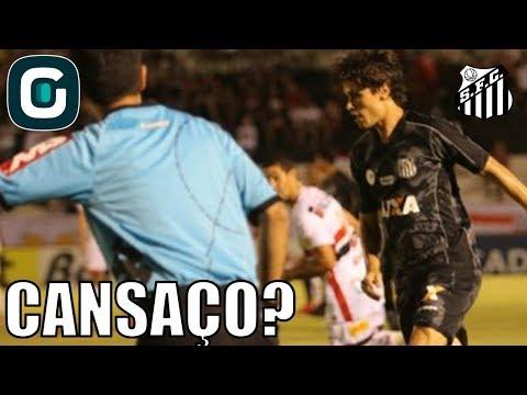 Botafogo-SP 0x0 Santos | Peixe Sente Desgaste- Gazeta Esportiva (19/03/18)