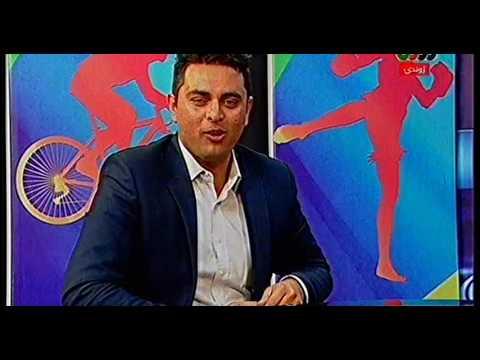 Ahmad wali hotak in Mili Tv Afghanistan 2016