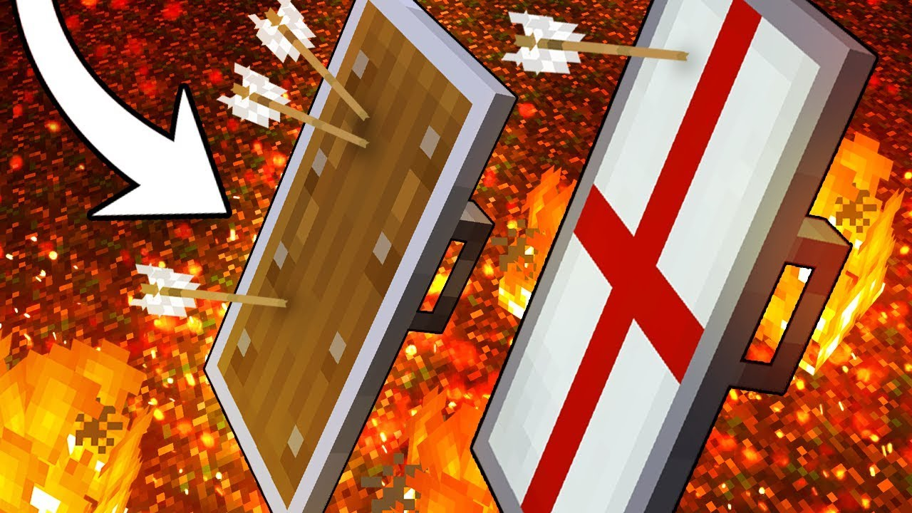 Download Everything You Need To Know About SHIELDS In Minecraft!