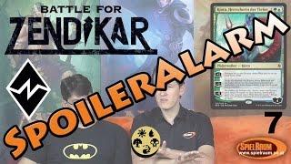 SpoilerAlarm - Battle for Zendikar - Mehrfarbig, Artefakt & Land - SpielRaum Wien [DE]