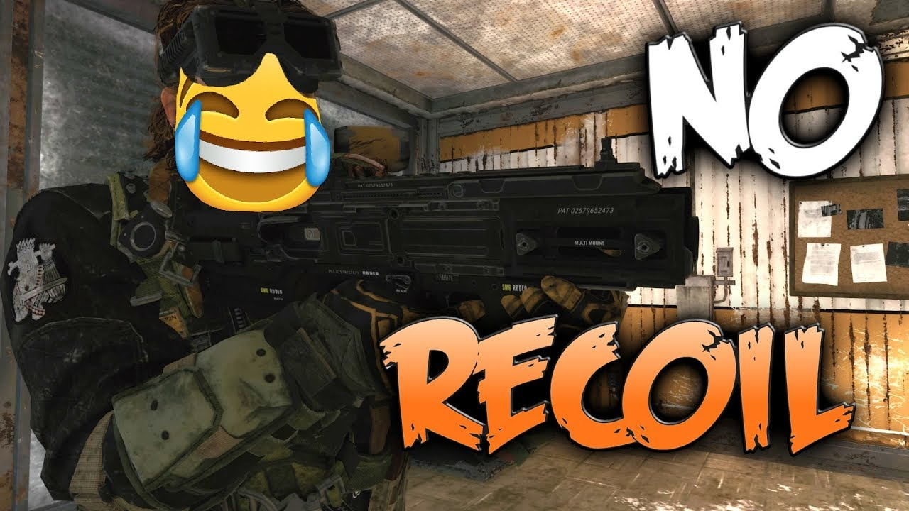 INSTANT NO RECOIL IN BLACK OPS 4! How to Get NO RECOIL in the ICR-7! BO4