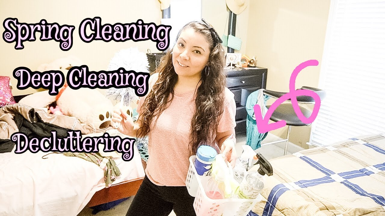 SPRING CLEANING MOTIVATION 2020/DEEP CLEANING AND DECLUTTERING/ KARLA ALEXANDRA
