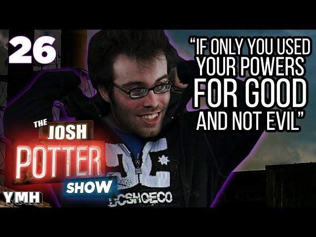 Diabolical or Genius? (EP 26) | The Josh Potter Show