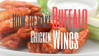 Buffalo Chicken Wings Recipe