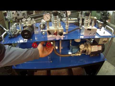 فحص وصيانة دوائر الهيدروليك محاضرة 2 -  Hydraulic System Inspection & Troubleshooting Session 2