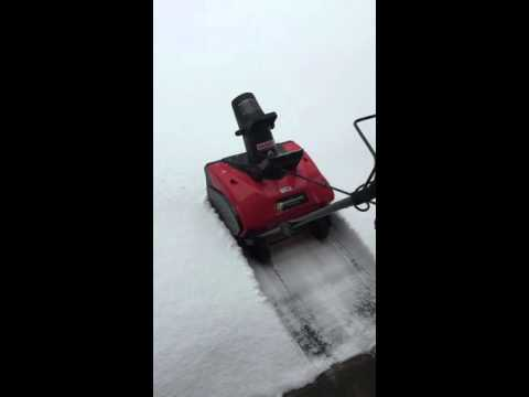 Power Smart DB5023 18-Inch 13 Amp Electric Snow Thrower1.0