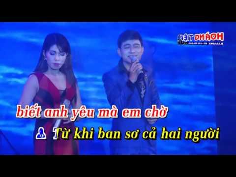Chuyến Đò Không Em - Karaoke Song Ca
