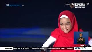 Download lagu Epic moment Opening Ceremony The ASIAN Para Games 2018 Indonesia