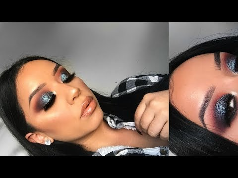 BLOWN OUT DUO-CHROME SMOKEY EYE | Oh!MGlashes