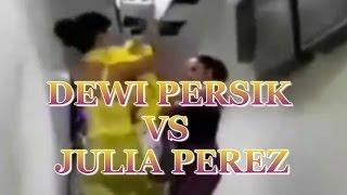 dewi persik dan julia perez berantem kini giliran dewi persik divonis 3 bulan penjara