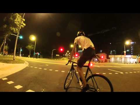 Casual Fixed Gear Timelapse