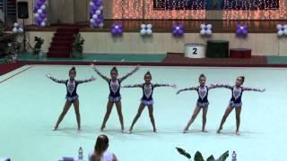 "СК ""ТЕА ДЕНС"" - Olympia Cup 2015 Burgas Bulgaria"