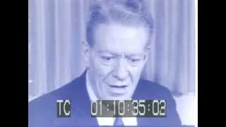 Nelson Eddy Interview - January 15, 1965 (Exclusive)