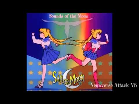 Sailor Moon - DiC Unreleased BGM Collection Part 1