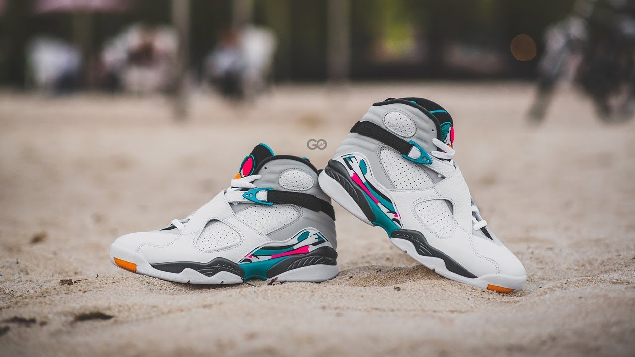 check out 7e706 f1e3f Air Jordan 8 Retro